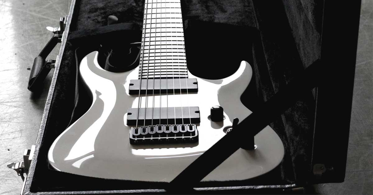 The Best 8-String Guitars under $500 [2020]