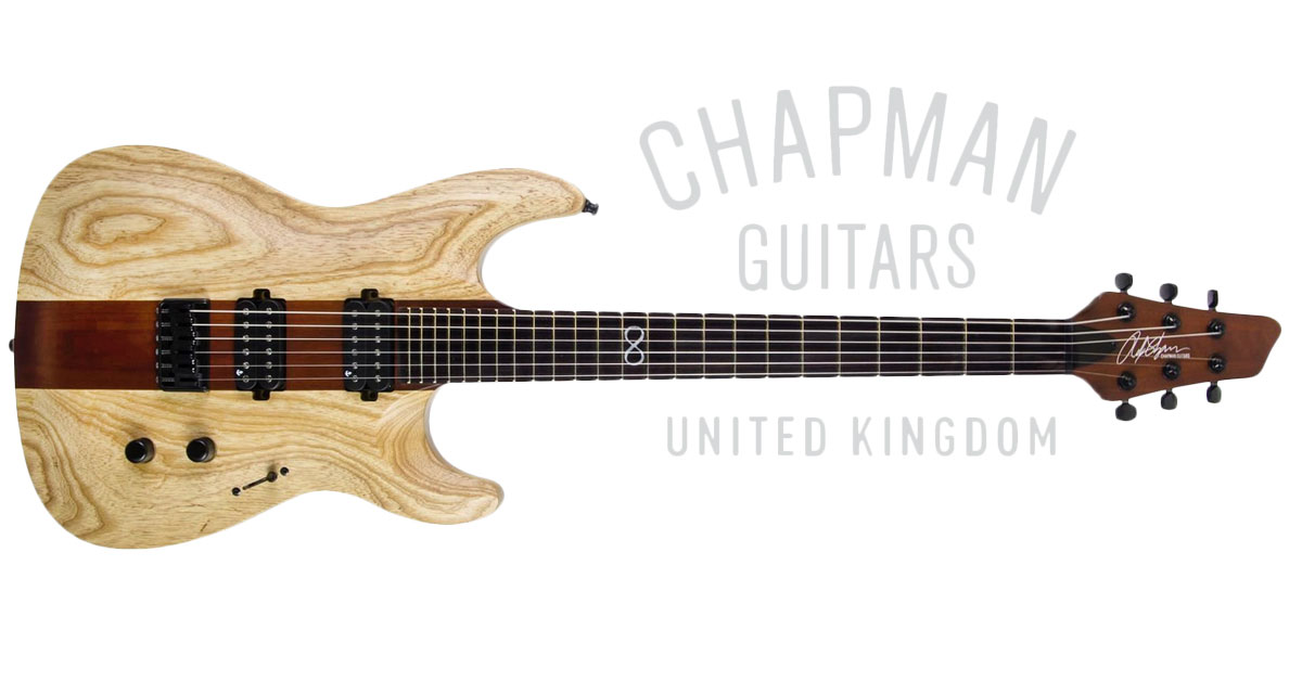 New Chapman ML1 / ML1-8 RS Guitars arriving in the US