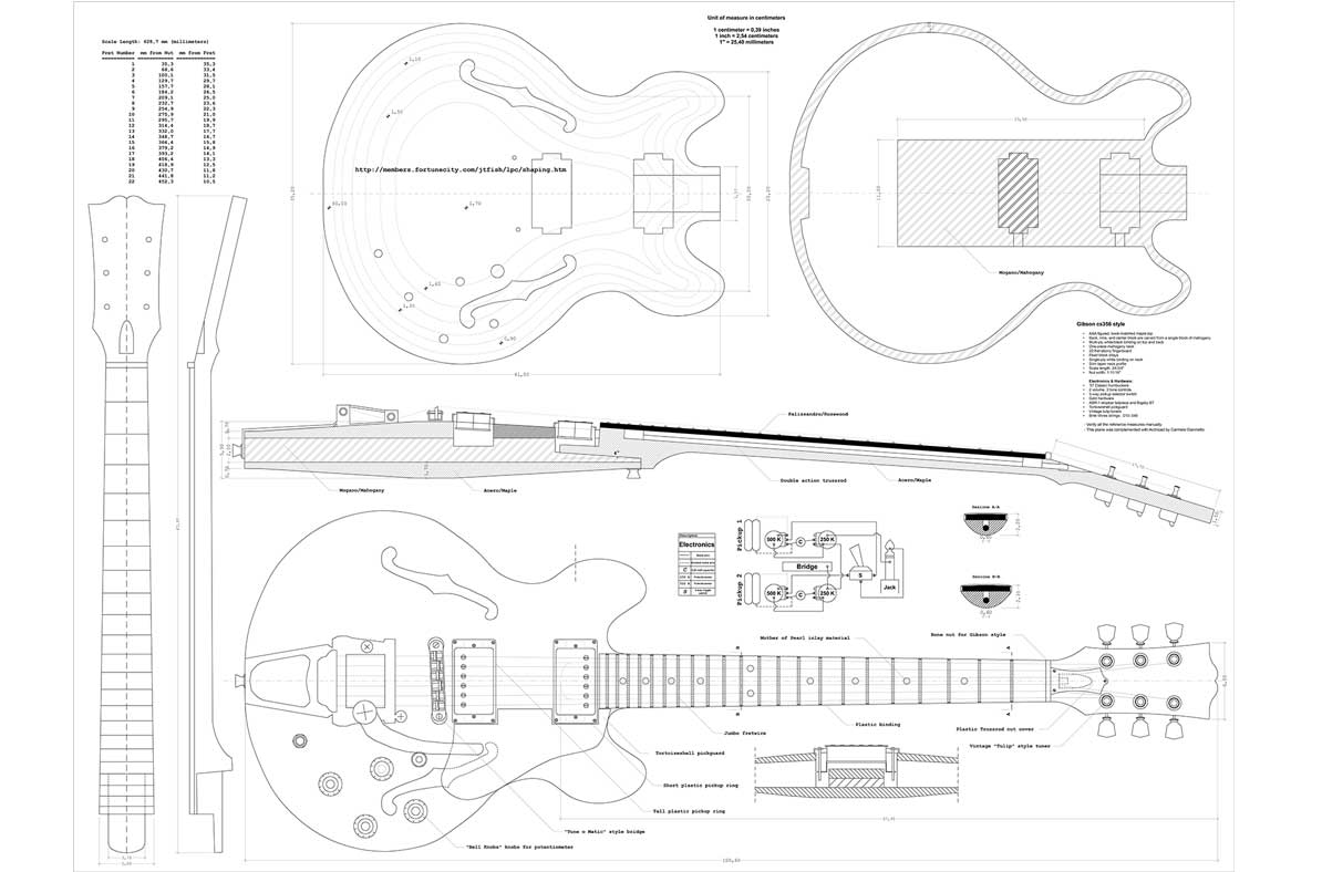 With Gibson 335 Guitar Wiring Diagrams As Well As Gibson Es 335 Wiring