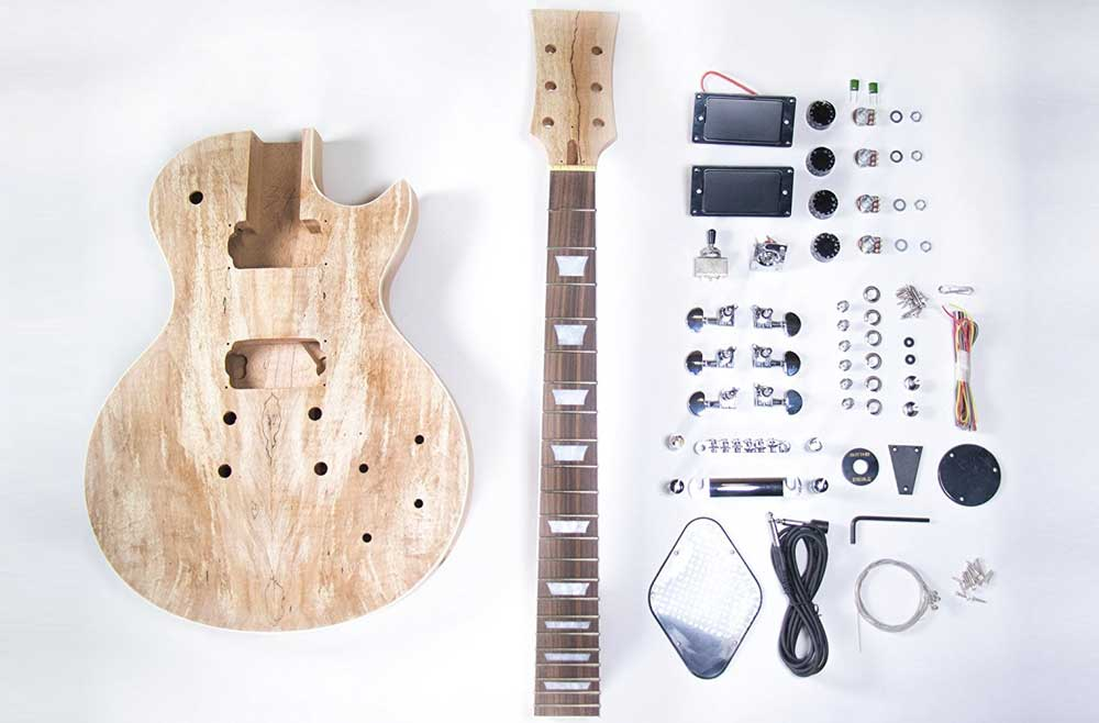 Top 20: Best Electric Guitar Kits [2019] | Electric Herald