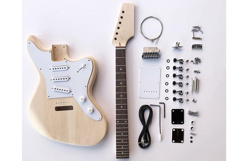 Offset DIY Guitar Kit