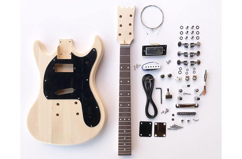 Mosrite Ventures Offset Guitar Kit