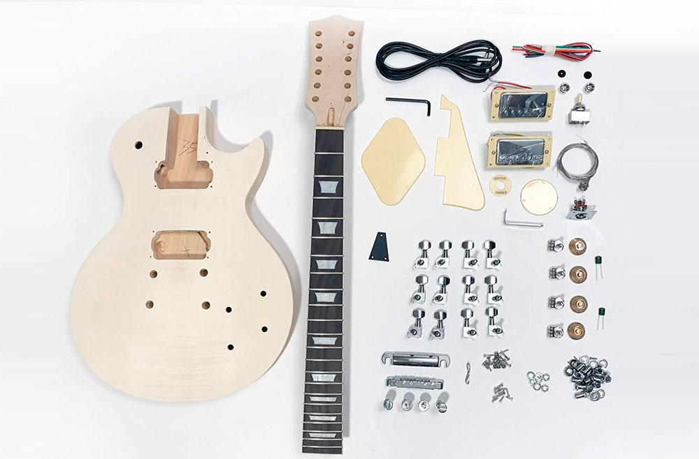 A 12-String Gibson ES335 Guitar Kit