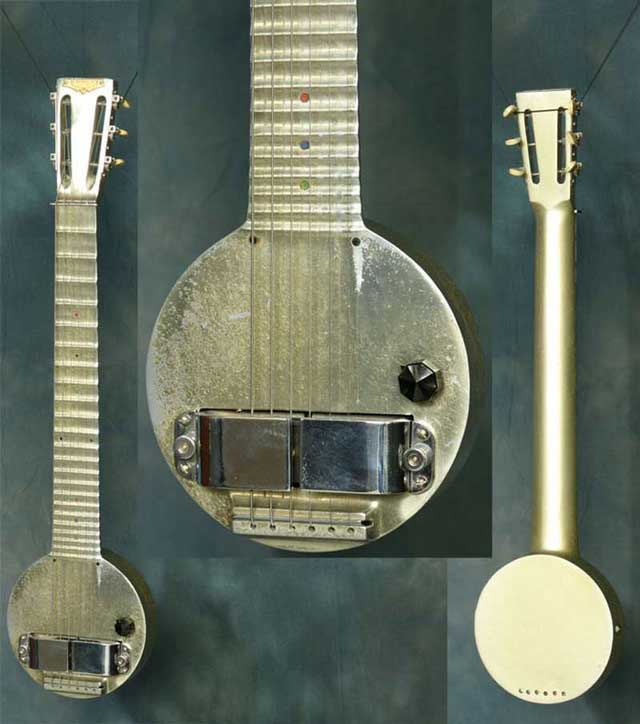 The First Electric Guitar Quot The Frying Pan Quot Electric Herald