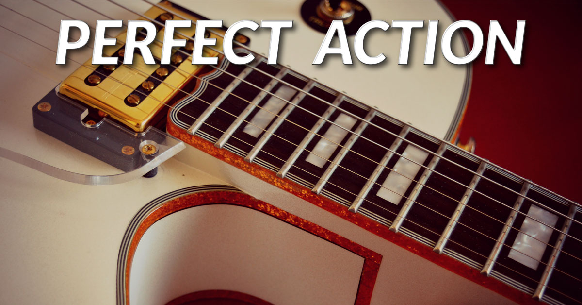 how to set up a guitar perfectly electric herald. Black Bedroom Furniture Sets. Home Design Ideas