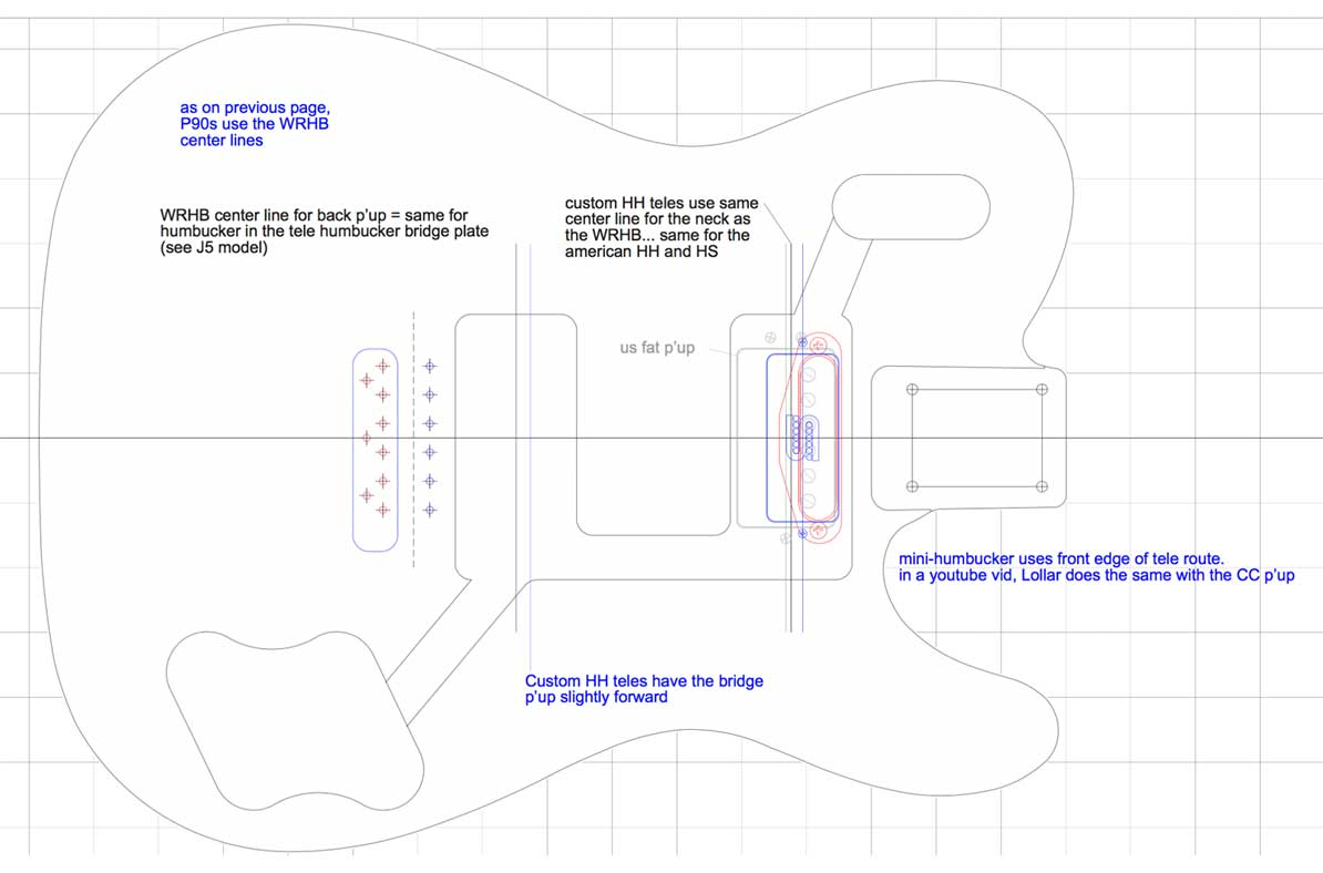 Nice Fender Telecaster Template Gallery - Example Resume ...