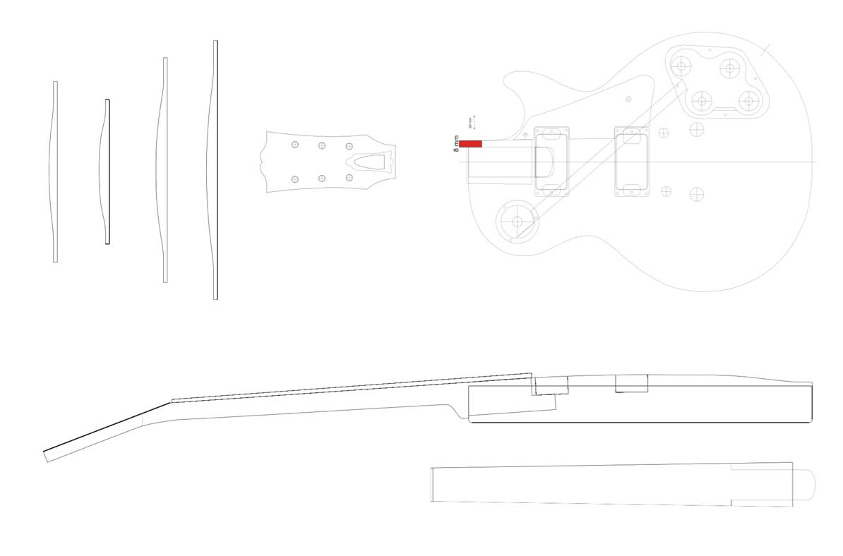 Epiphone Lp Jr Diagram Block Wiring Explanation Les Paul Carved Top Measurements Library Strings