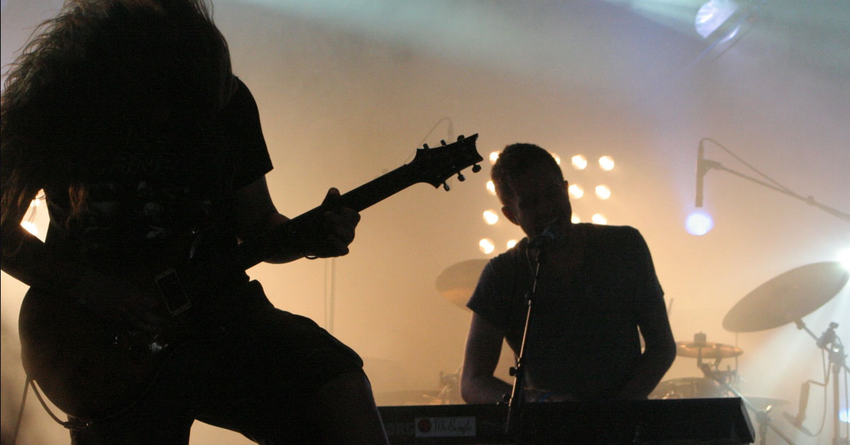 Between the Buried and Me Ready to Record New Album
