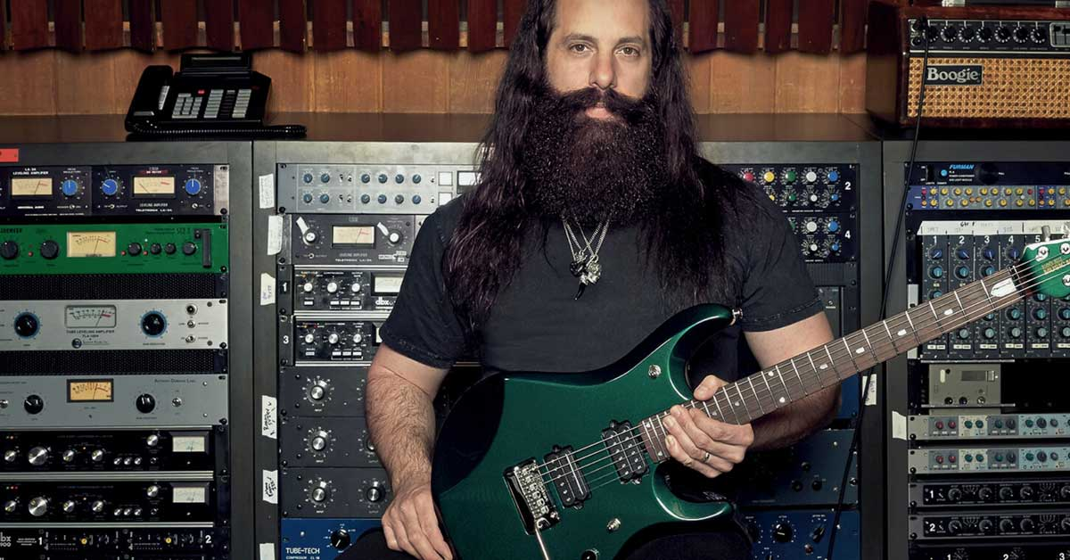 John Petrucci & Ernie Ball Release the Monarchy Series