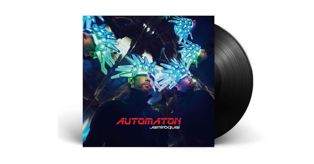 "Jamiroquai Finally Release ""Automaton"""