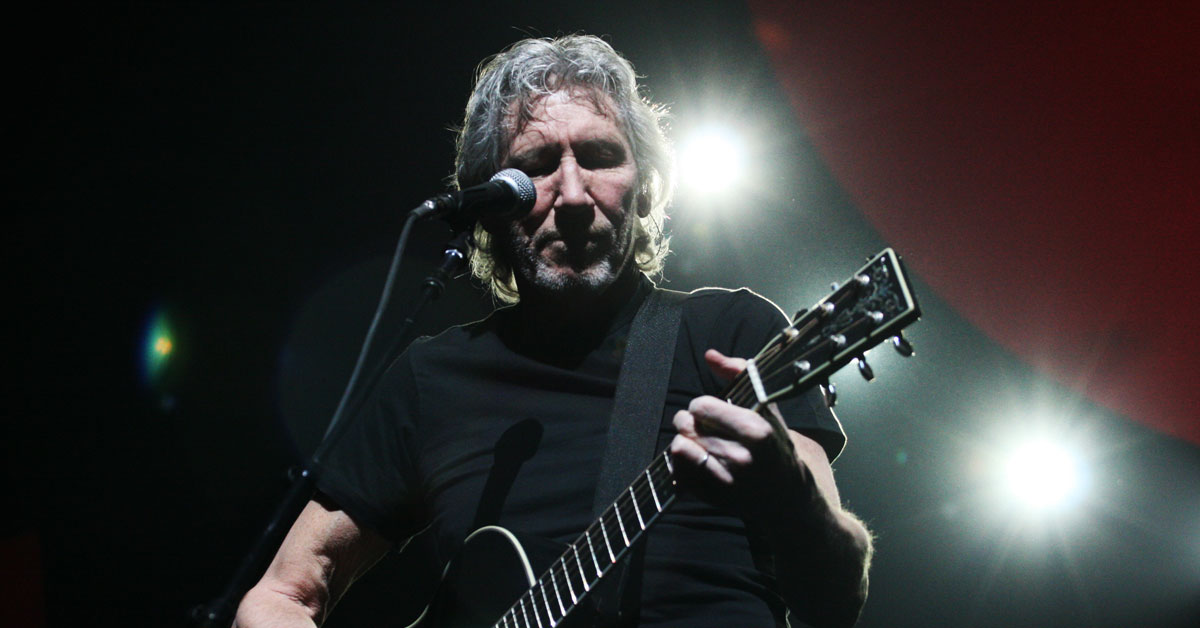 """Preview """"The Big Interview"""" with Roger Waters"""
