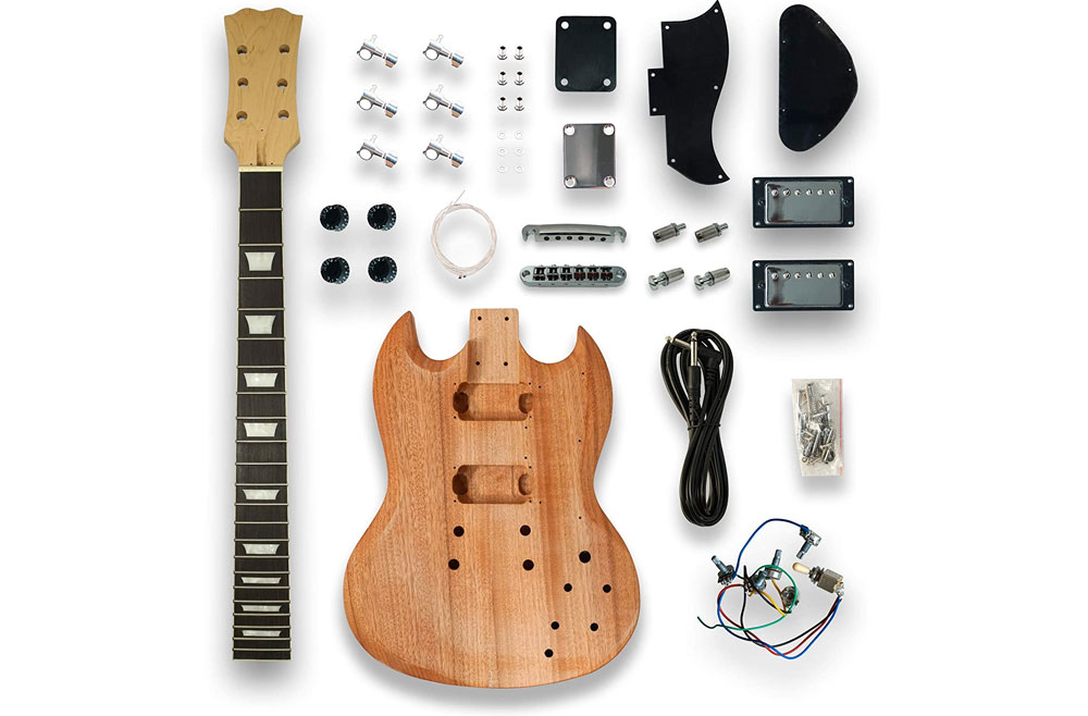 Gibson SG Style Guitar Kit