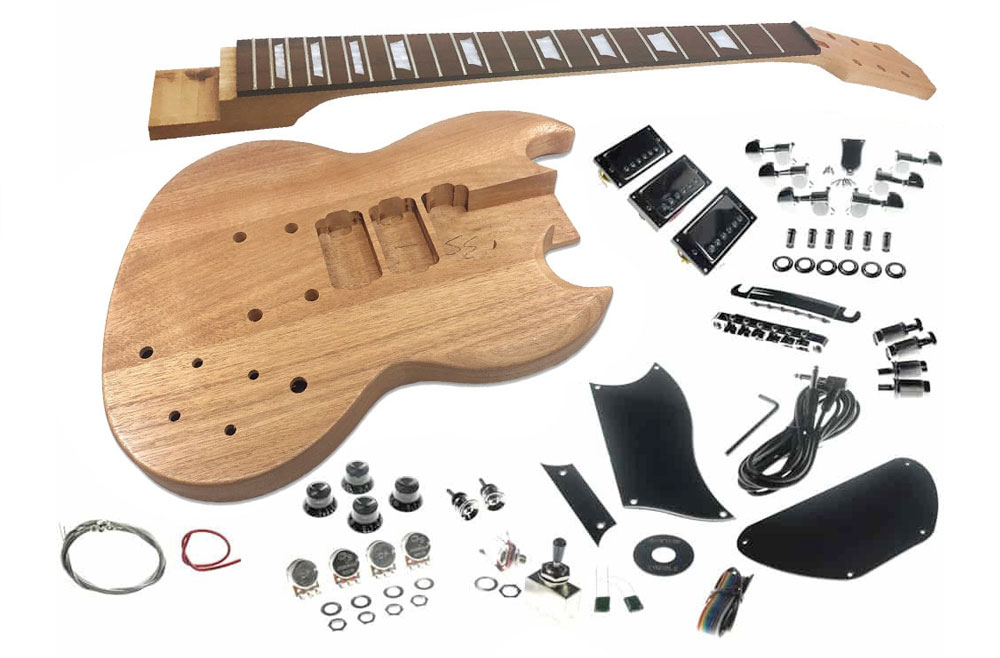 Offset Gibson SG Guitar Kit