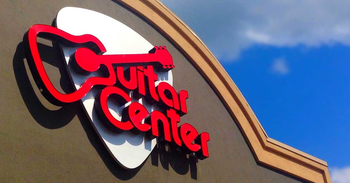 Guitar Center: A Music Store in Decline