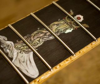 All About Guitar Inlays – Design, Carve, and Embed Inlays