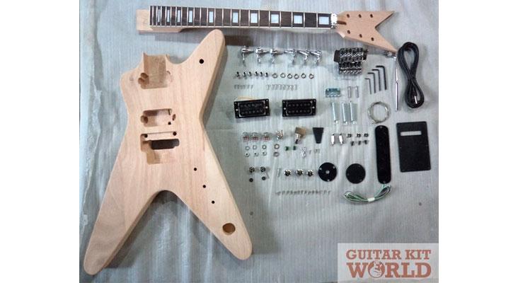 Guitar Kits - Reviews on the Best DIY Kit Vendors | Electric
