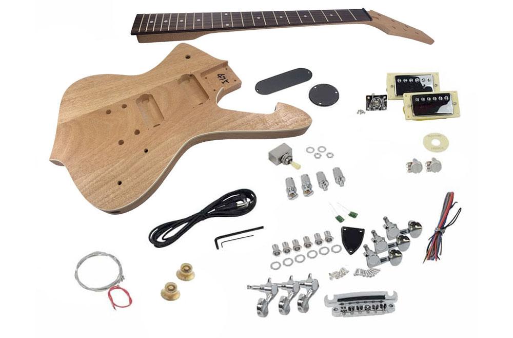 DIY Guitar Kit Ibanez Iceman