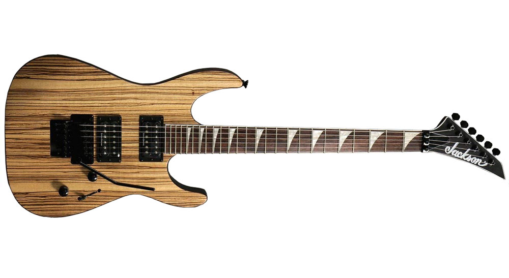 The Jackson X-Series Soloist Model Guitar