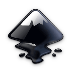 Inkscape Image Editing Software Logo