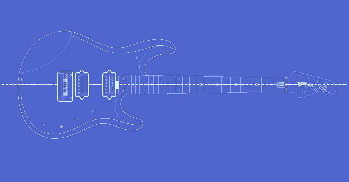 Music Man JP6 (John Petrucci Signature)