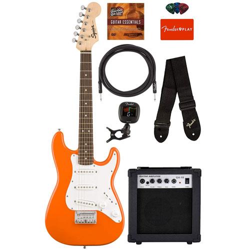 Squier Stratocaster Starter Pack