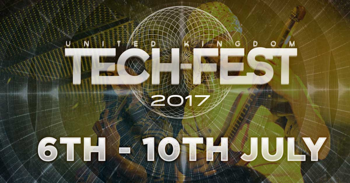 UK Tech-Fest (July 6th - 9th) - tickets still available!