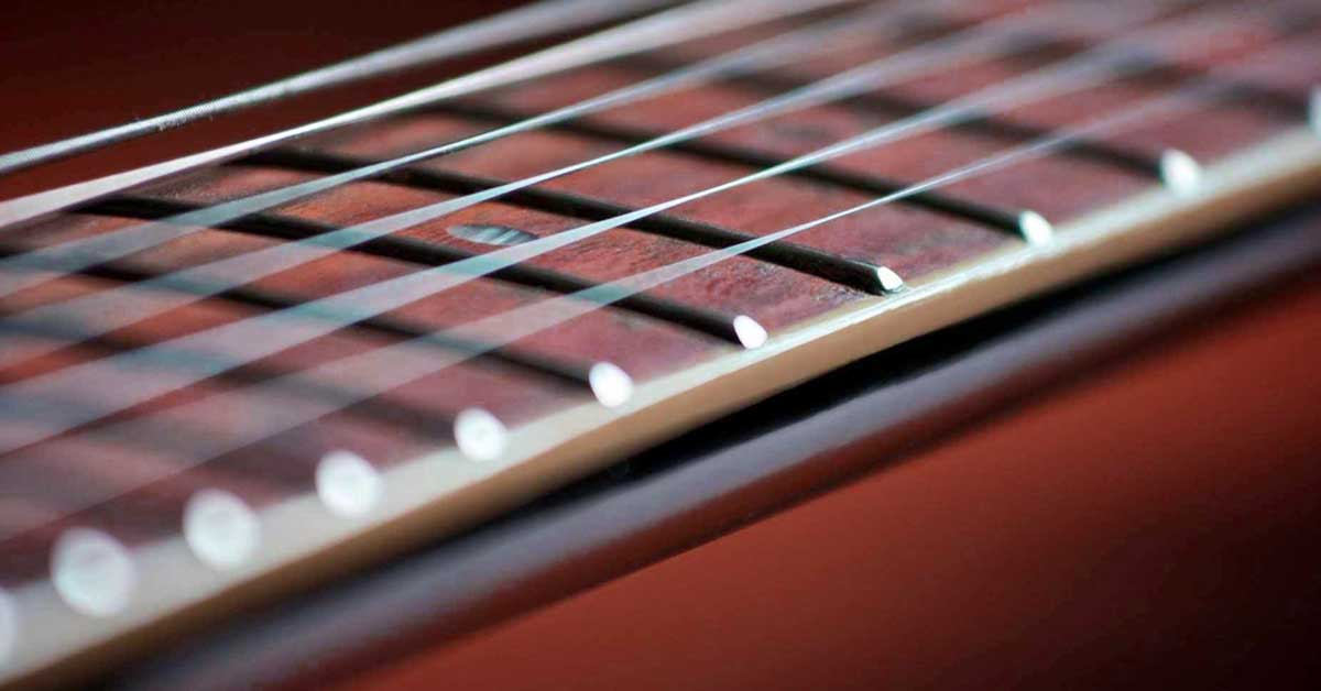 Guitar Strings Buzz When Changing Chords : how to fix fret buzz the right way electric herald ~ Russianpoet.info Haus und Dekorationen