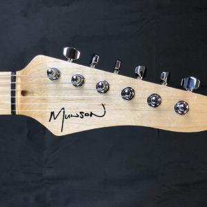 Munson Guitars